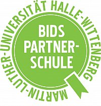 The Halle BIDS Logo.